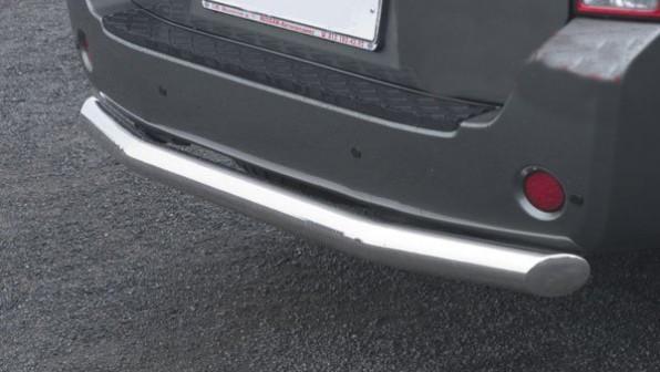 Защита задняя d76 «Nissan Pathfinder» со скидкой!