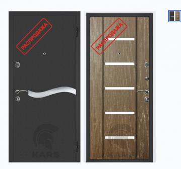 Распродажа! Дверь STRONG 16 за 16720 Р вместо 20900 Р