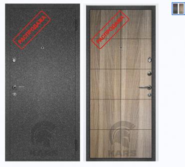Распродажа! Дверь Лофт 30 за 13900 Р вместо 16500 Р