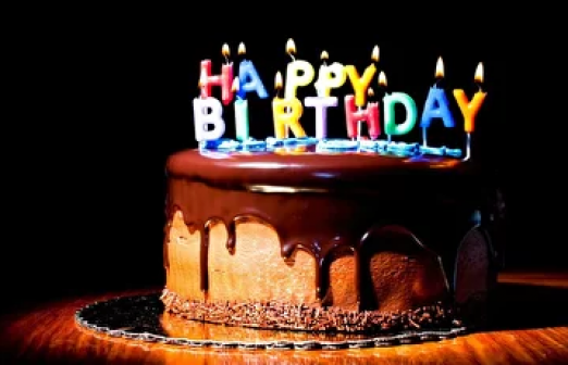 "Акция ""Happy Birthday"""