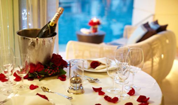 Свадебный номер для молодоженов