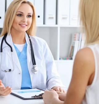 Первичный прием гинеколога - 1300 руб.*