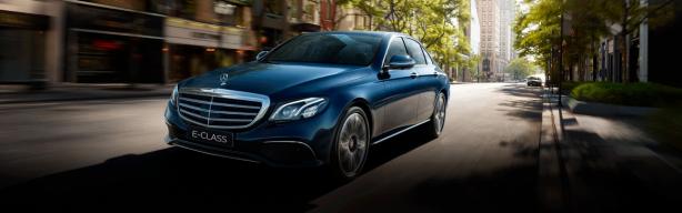 Лизинг Mercedes-Benz в разных вариантах