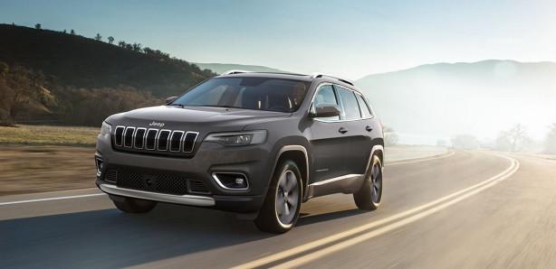 Специальные условия на приобретение автомобилей Jeep Cherokee в лизинг.