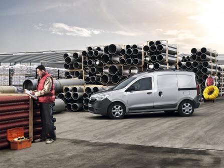 Специальные условия на приобретение автомобилей Renault Dokker в лизинг.
