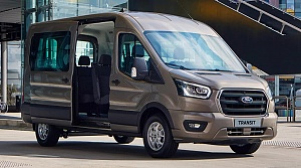 Спецпредложение: Ford Transit в лизинг