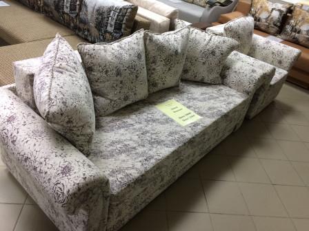 Распродажа! Диван Венеция с креслом 29990 руб
