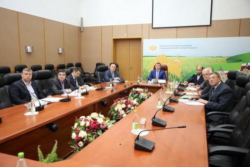 Опыт Татарстана по раскислению почв отмечен Минсельхозом РФ как передовой
