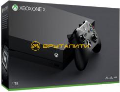 Игровая приставка Xbox One X 1Tb за 27990руб!