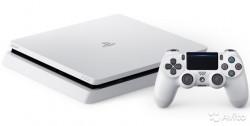 Суперцена! Игровая приставка Playstation 4 Slim 500Gb Белая