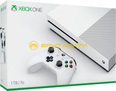 Игровая приставка XBOX ONE S 1Tb за 17490руб.