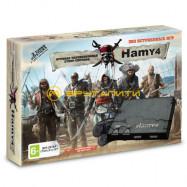 Игровая приставка Hamy 4 Черная Assassin's Creed 350 в 1