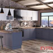 До 31 янв скидка 18% на кухни в стиле модерн и неокласика