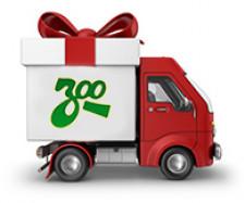 Бесплатная доставка до вашей квартиры При заказе от 1000 р