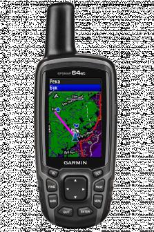 Скидка 27% на GPSMAP 64ST