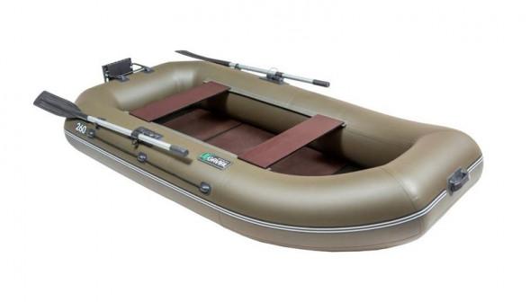 Скидка! Лодка GAVIAL Lux 260HT Слань ELEGANT