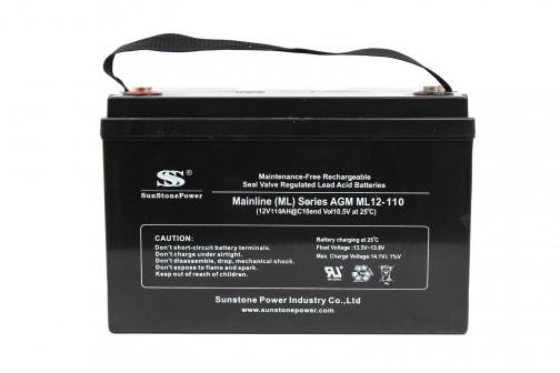 Скидка на Аккумулятор cвинцово-кислотный VRLA Battery ML12-110