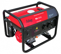 Скидка на Бензиновый генератор Fubag BS 2200