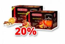 Лучшая цена на чай Teekanne 20 пакетиков