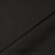 Скидка 50% Костюмная шерсть (темно-коричневый меланж) (000625)