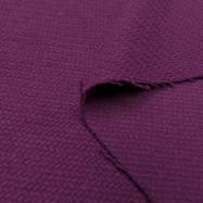 Скидка 60% Драп пальтовый, диагональ (светлый пурпур) (007493)
