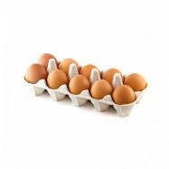 Яйцо куриное 1 сорт 10шт по акции за 45.50 ₽