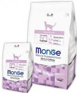MONGE корм для стерилизованных кошек скидка 30%