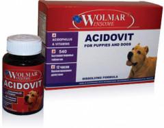 Скидка 30% Wolmar Winsome ACIDOVIT Витамины для собак