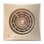 Накладной вентилятор Soler Palau SILENT-200 CZ CHAMPAGNE, 5 лет гарантии