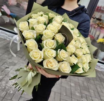 51 роза ХИТ ПРОДАЖ