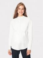 Белая блузка для беременных 990₽ вместо 2690₽