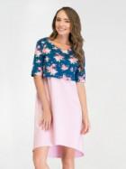 Распродажа! Домашнее платье для беременных и кормящих мам