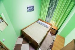 Двухместный номер с одной двуспальной кроватью. №1