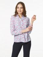 Распродажа! Блуза модного пастельного оттенка 990 руб