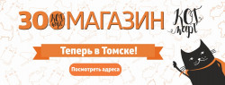 "Открытие зоомагазина ""КОТМАРТ"" в Томске!"