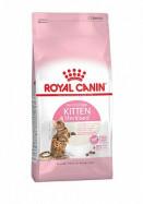 Сухой корм ROYAL CANIN KITTEN STERILISED, скидка 16%