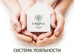Система лояльности «Любимый гость санатория CRONA»