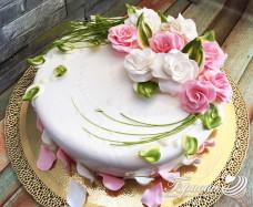 Закажите эксклюзивный торт на 8 марта!