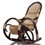 Кресло-качалка из лозы Сова Скидка 33%