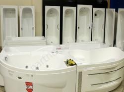 Качественные ванны из акрила и чугуна со скидкой до 20%