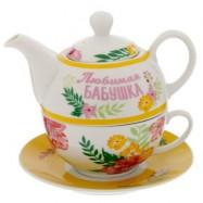 Чайный набор Любимая бабушка 750 руб. вместо 1 000 руб.