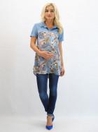 Рубашка для беременных по акции 1 640 руб./шт