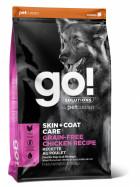 GO! SKIN + COAT корм для собак, 1,6 кг по акции