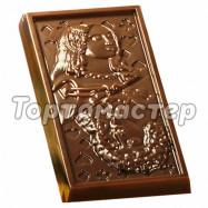 Молд пластиковый для шоколада Плитка Карта игральная