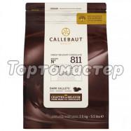 Шоколад CALLEBAUT Тёмный 54,5% 100 гр, скидка 14%