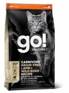 GO! CARNIVORE Беззерновой корм для кошек, 3,63кг, акция