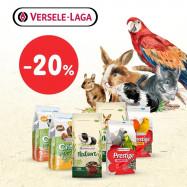 -20% на витаминные смеси от Versele-Laga