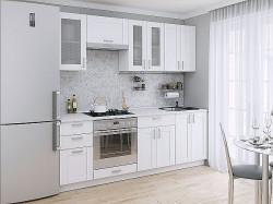 Кухня Лофт 01 Snow Veralinga со скидкой