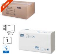 Полотенца бумажные 250 штук, TORK (Система H3) Universal по акции