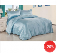 Постельное бельё из шелка 1,5 спальное, распродажа